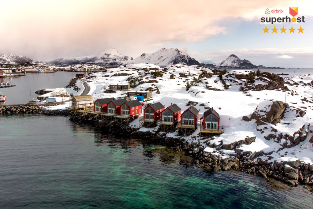 The Cabin's of Lofoten